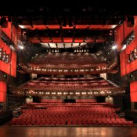 Sadler´s Wells Theatre, London (Lúčnica, 7.8.2012)