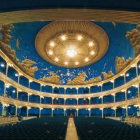 Trieste Teatro Rossetti, Italy (Lúčnica 10.12.2013)