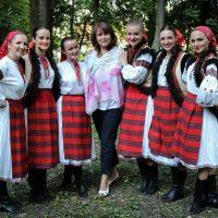 Spevácka skupina Lúčnice. Foto: Barbora Blahová