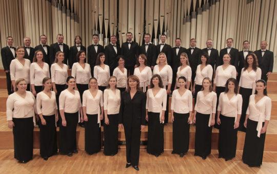 Lúčnica Chorus - Spevácky zbor Lúčnica. Foto © Ctibor Bachratý