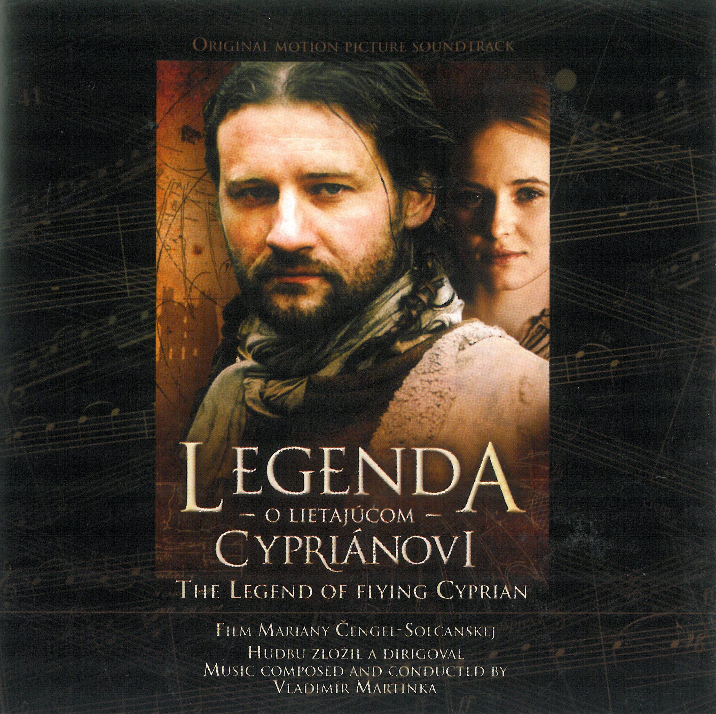 CD Legenda o lietajúcom Cypriánovi