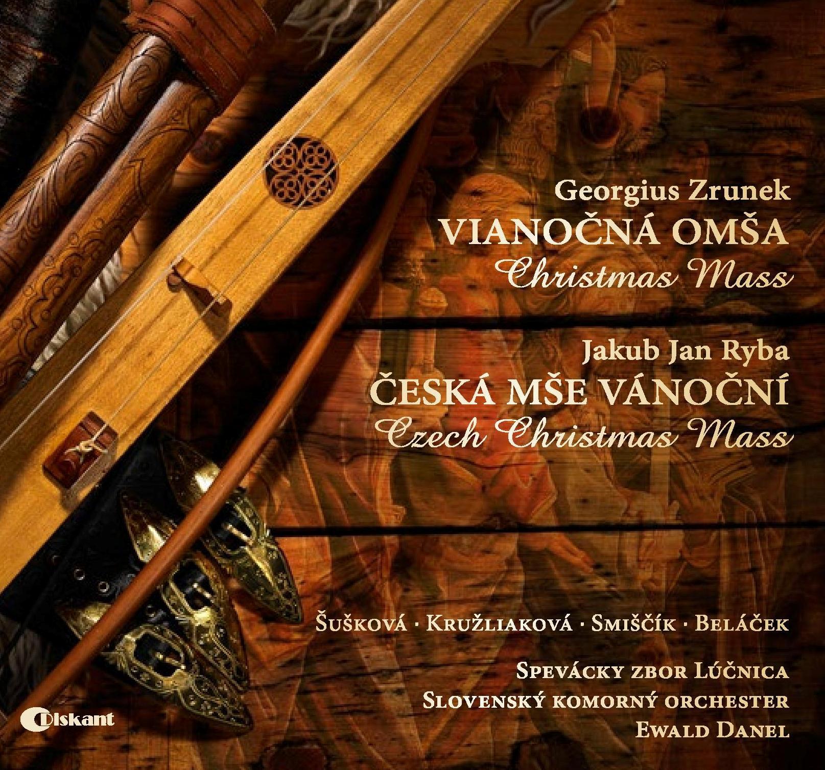 CD Ryba-Zrunek (graphic design: Vladimír Yurkovic)