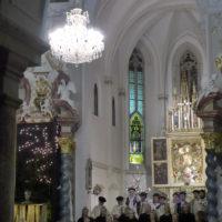 Trojkráľový koncert v Marianke - 9.1.2016