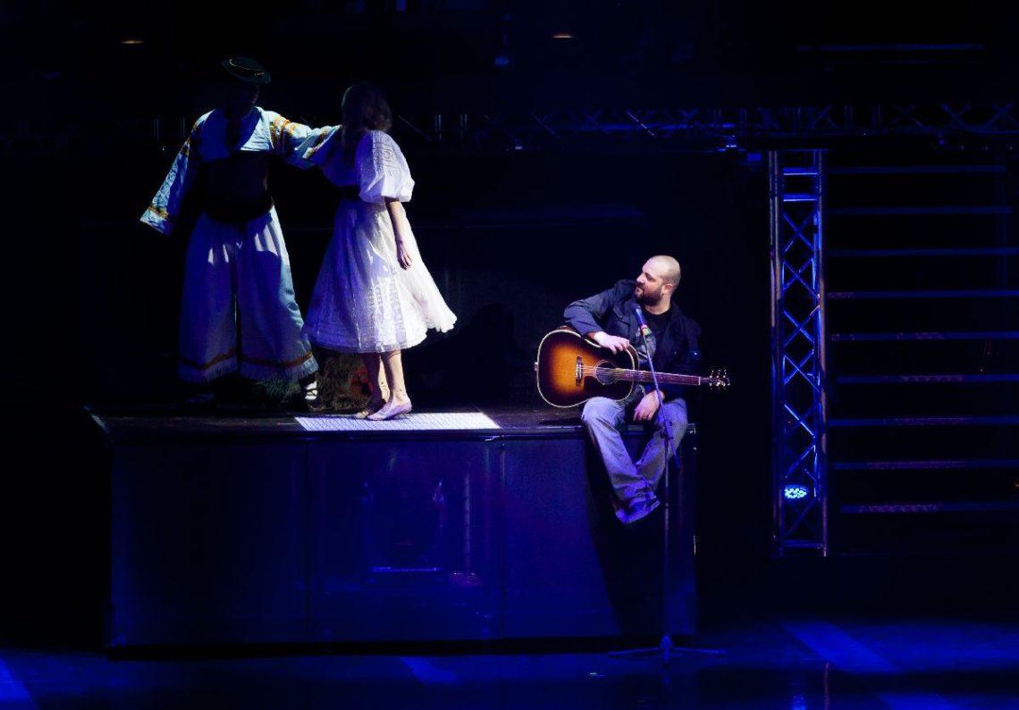 Rozlúčkové predstavenia Made in Slovakia, spojenia IMT Smile a Lúčnice, sa konajú 9. a 10. januára v Bratislave. FOTO PRAVDA: ROBERT HÜTTNER