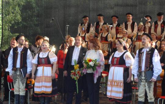 Videoreportáž zo záverečného koncertu festivalu Janáčkovy Hukvaldy – 10.07.2016