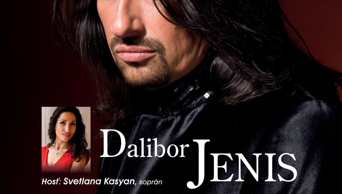 Dalibor Jenis – TUTTO VERDI, 26.10.2016, Koncertná sieň Slovenskej filharmónie