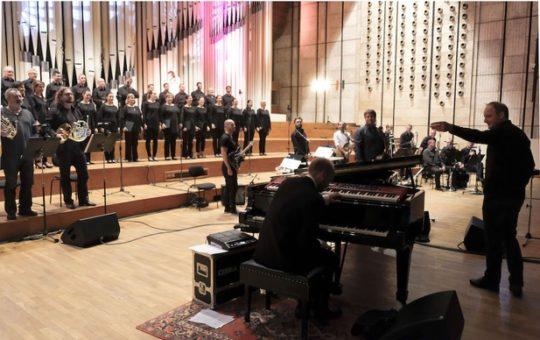 Lúčničiarsky zbor na festivale Konvergencie 2016