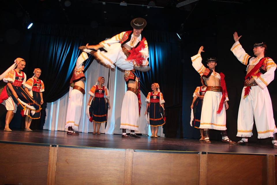 Lucnica -Slovak National Folklore Ballet