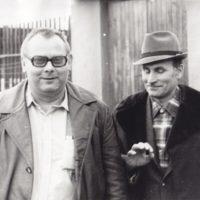 Svetozár Stračina a Štefan Nosáľ.
