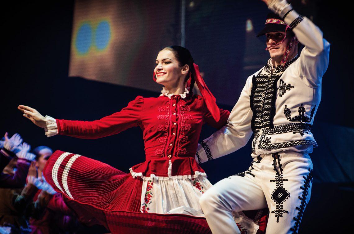 IMT Smile a Lúčnica 2015: Šarišská polka. Foto: Ivan Džugan