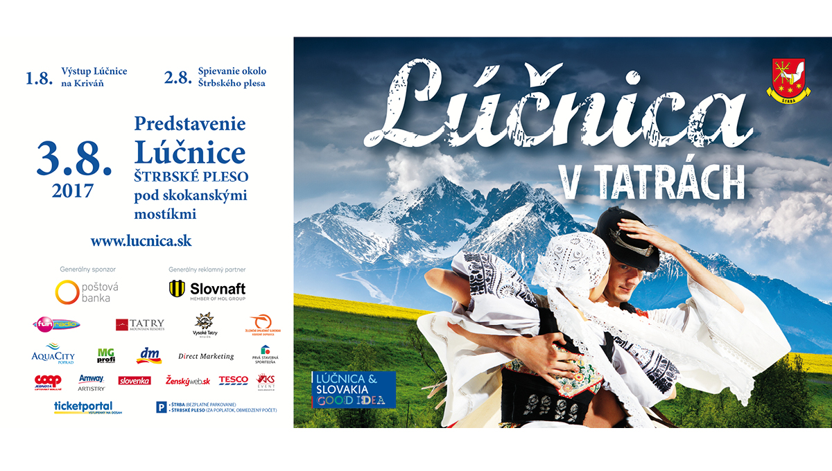 Lucnica v Tatrach 2017
