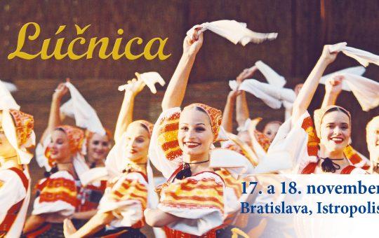 Lúčnica – Reprezentačný program – Istropolis, Bratislava, 17. a 18. 11. 2017