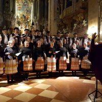 Vianočný koncert v Peterskirche Wien 17.12.2017
