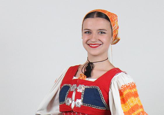 Kristína Krúdyová